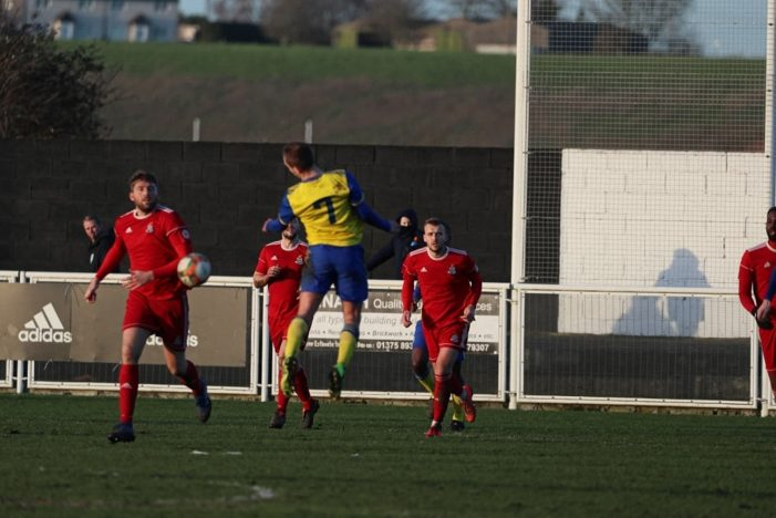 Essex Senior League – Saturday 18th January Round-Up