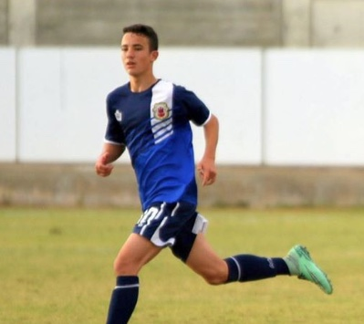 Football: Former St Mark's student named in Gibraltar U21 squad for Euros
