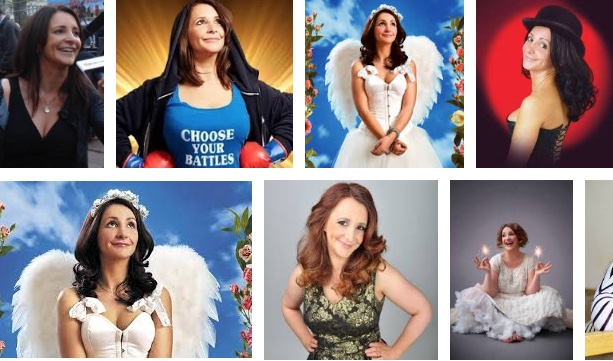 Harlow Playhouse: Lucy Porter brings her brand new show