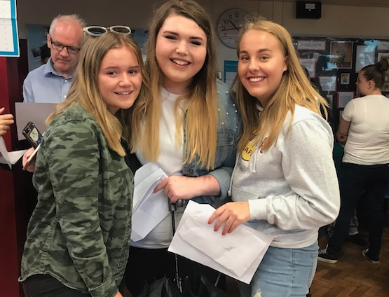 St Mark's community so proud of students' exam results