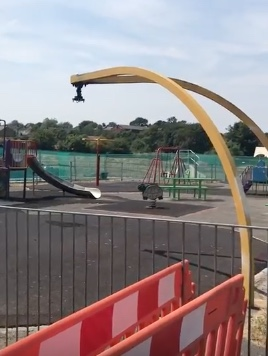 Covid-19: Harlow Council to shut playgrounds again