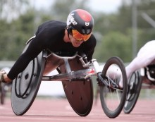 Athletics: Harlow's Olympic Paralympian retains place on World Class Programme