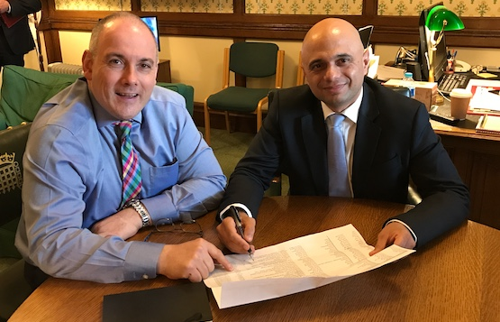 MP Robert Halfon presses Chancellor over new hospital for Harlow