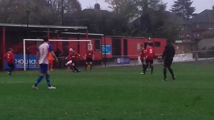 Football: Saffron Walden defeated in Vase thriller