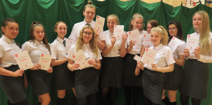 Passmores Academy host Restart A Heart Day