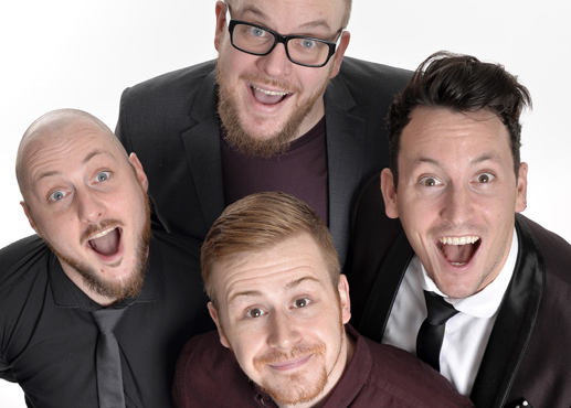 The Noise Next Door: Top improv comedy troupe set for Harlow Playhouse