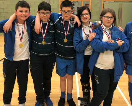 Passmores Academy bowl them over at Boccia champs