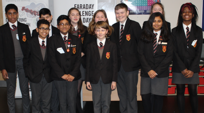 St Mark's are winners of top science challenge