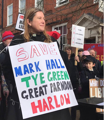 Save Our Libraries: Day of action set for Saturday