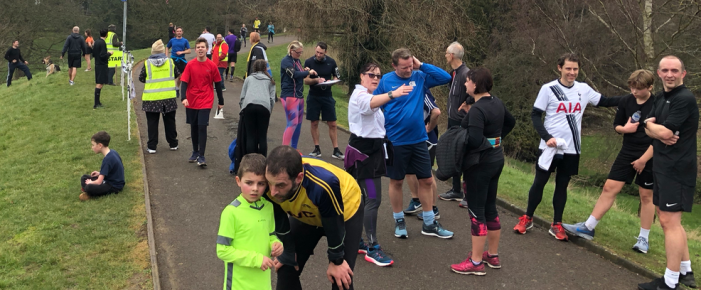 Athletics: Disappointment as Parkrun return cancelled