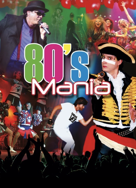 Eighties Mania is coming to the Harlow Playhouse