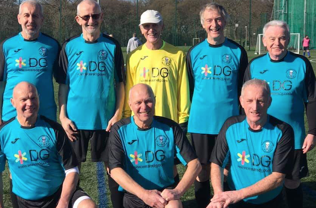 Football: Paringdon Pirates have a jolly time in first competition