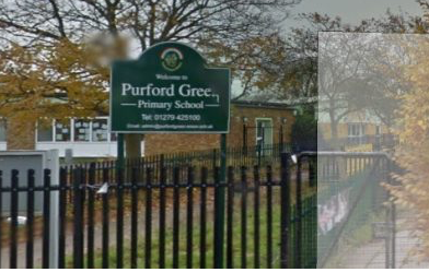 Ofsted praise for Purford Green Primary School