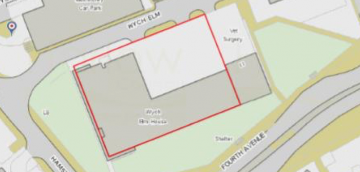 Plans for over a hundred homes on Wych Elm site