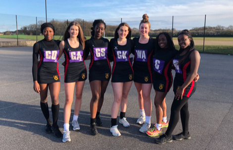 Sport: St Mark's netballers produce clean sweep against Stewards