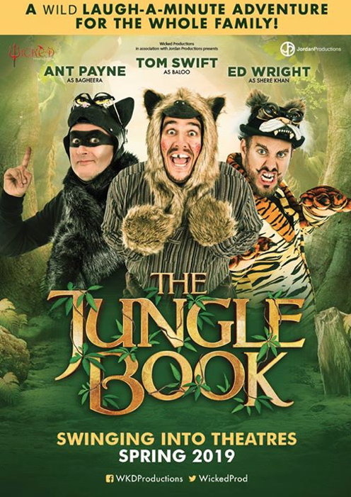 Harlow Playhouse: Win free tickets to see the Jungle Book