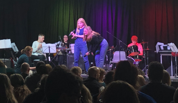 Stewards students shine in musical showcase