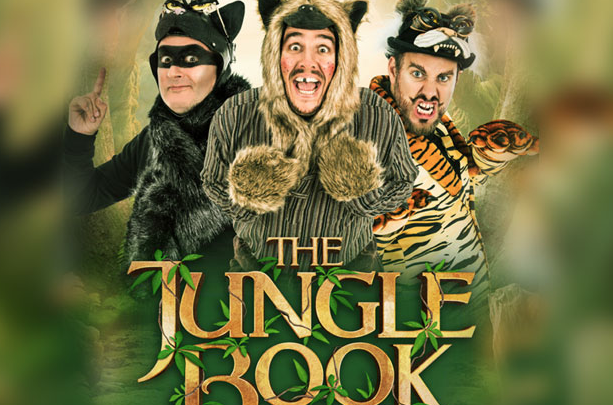 The Jungle Book is coming to the Harlow Playhouse