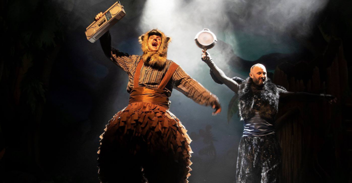 Review: The Jungle Book at the Harlow Playhouse