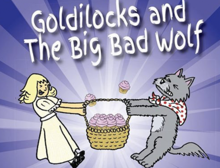 Harlow Playhouse: Goldilocks and The Big Bad Wolf are coming to town