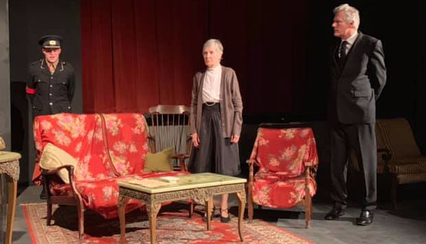 Review: Collaboration by MHP Theatre