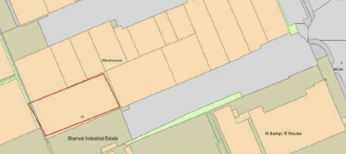 Planning application for trampoline park in Harlow