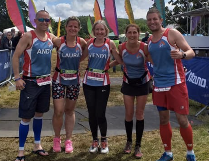 Athletics: Harlow Running Club endure 24 hours