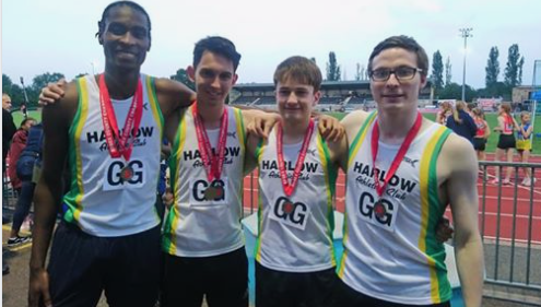 Athletics: Harlow AC success at Essex Relays