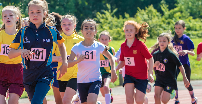 Harlow primary schools play their part in Summer Sports Events