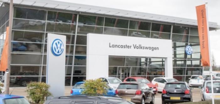 Harlow Volkswagen exec praises Jardine Academy
