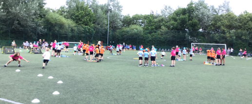 Church Langley Primary hosts Mini Olympics Day