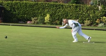 Harlow man is set to undertake a marathon charity bowl-a-thon.