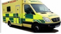Woman taken to hospital after incident on Gilden Way