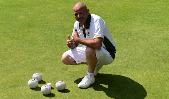 Harlow man completes 24-hour bowl for charity