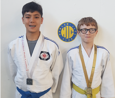 Judo: Success for Harlow Judo Club at Northern Home Counties