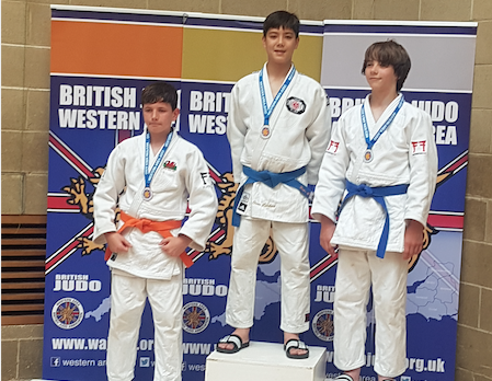 Judo: Go West, young Owen