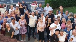 The Great Foldcroft Playscheme reunion
