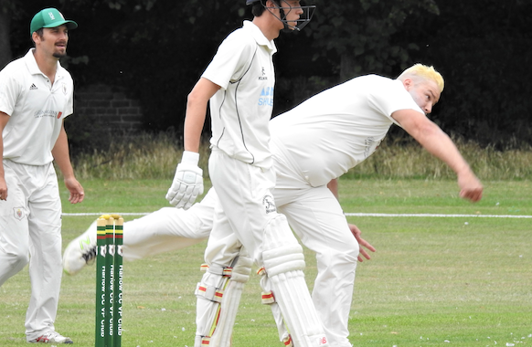 Cricket: Monger's all round display keeps promotion challenge on track