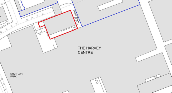 Town Centre regeneration: Planning application for 163 homes submitted