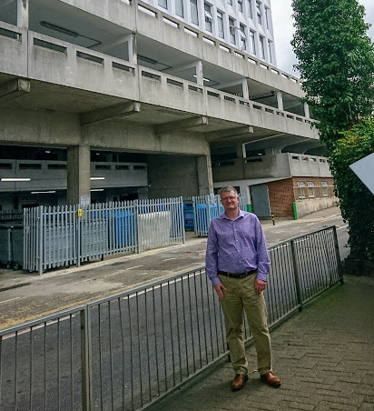 Harlow's Brexit Party candidate details why he wants to be your next MP