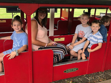 Full steam ahead to Audley End for Miniature Railway experience