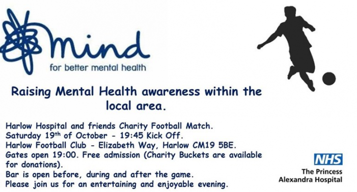 Joe and Friends to host charity football match in Harlow