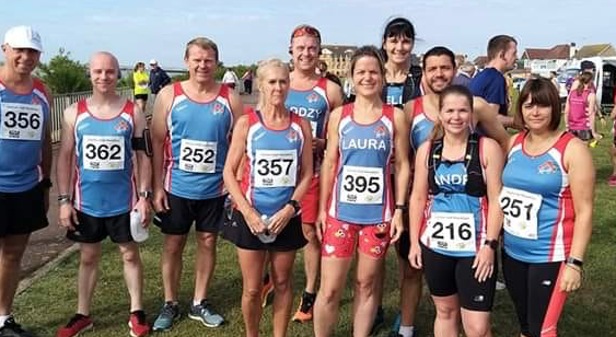 Athletics: Harlow runners do like to be beside the seaside