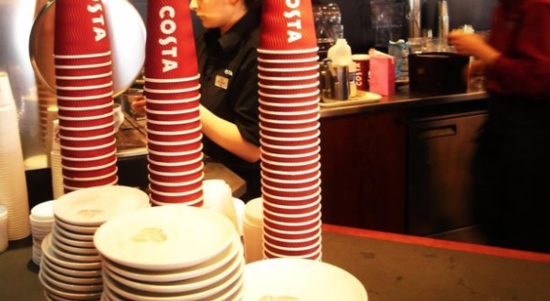 Costa Coffee: Employees call £200 deductions for training 'unfair'