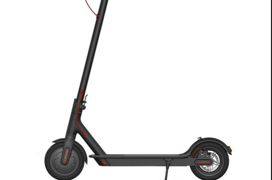 Can you ride your electric scooter around the streets of Harlow?