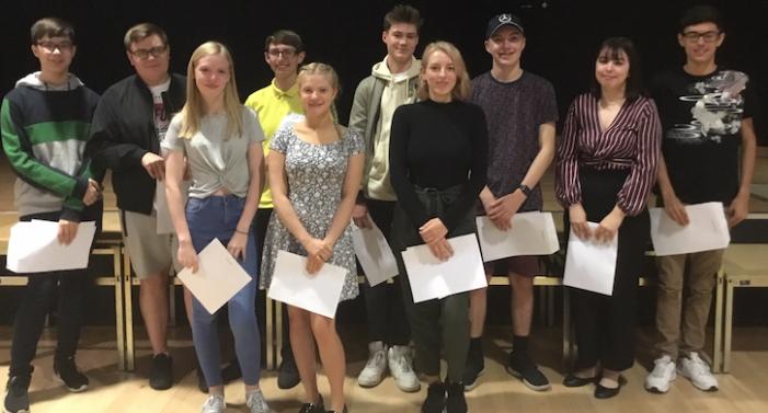 GCSEs: Passmores Academy celebrates outcome of everyone's hard work