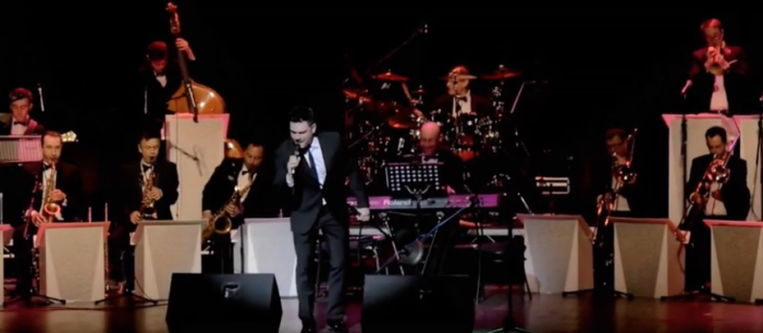 The Showdown: Buble meets Sinatra at the Harlow Playhouse
