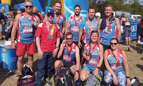 Athletics: Kirk impresses on debut at Bedford Half Marathon