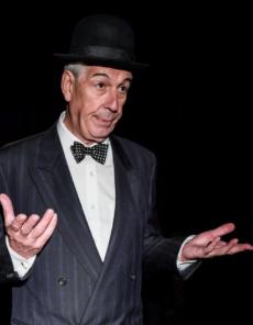 Hi-de-Hi star at Harlow Playhouse as Stan Laurel