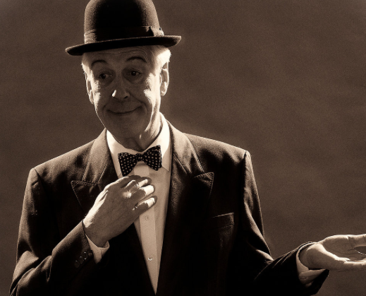 Review: Another fine performance as Stan Laurel by Jeffrey Holland